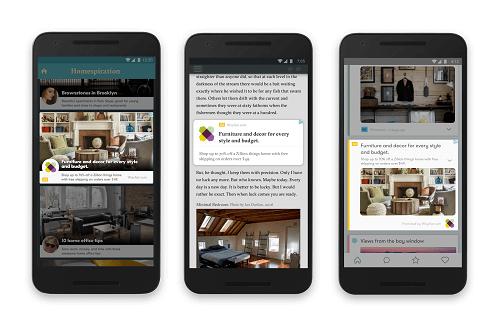 Les nouveaux formats responsive ads, une des nouveautés adwords