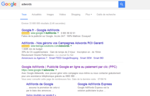 adwords-jaune
