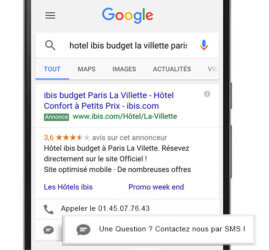 Découvrez la Nouvelle Extension AdWords Click-to-Text