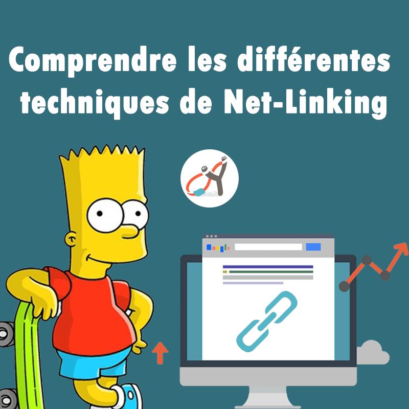 Comprendre les différentes techniques de netlinking