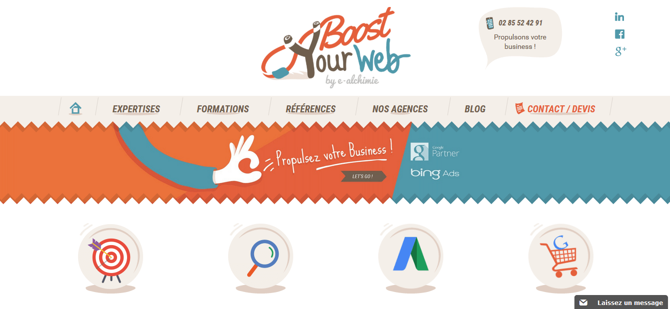 site boost your web