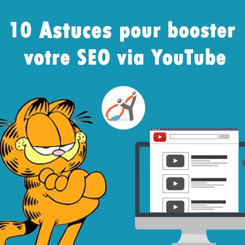 10 conseils seo youtube