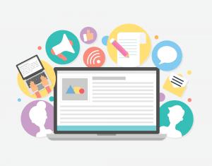 Création de contenu webmarketing