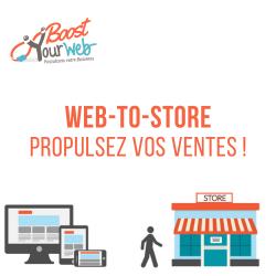 Qu'est-ce-que le Web-to-Store ? Développez vos ventes en physique grâce à Internet !
