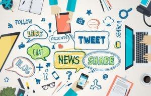 strategie social media nantes