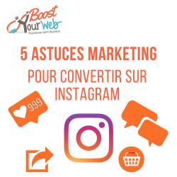 5 astuces Marketing pour engager vos clients sur Instagram