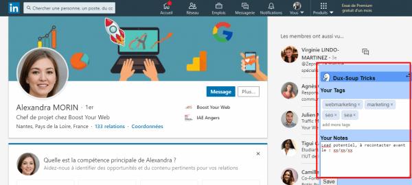 LinkedIn Acquisition