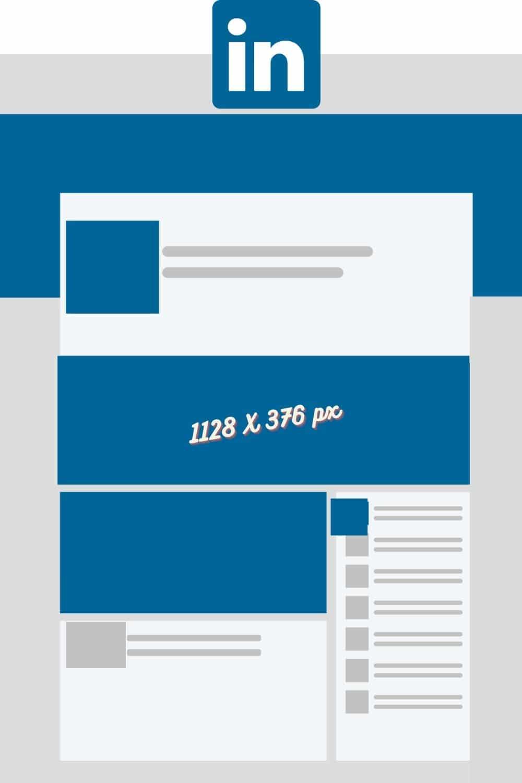 dimensions image principale LinkedIn