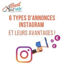 Découvrez 6 formats de publicité Instagram