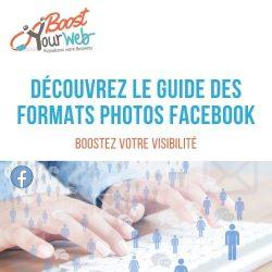 Guide des formats d'images sur Facebook