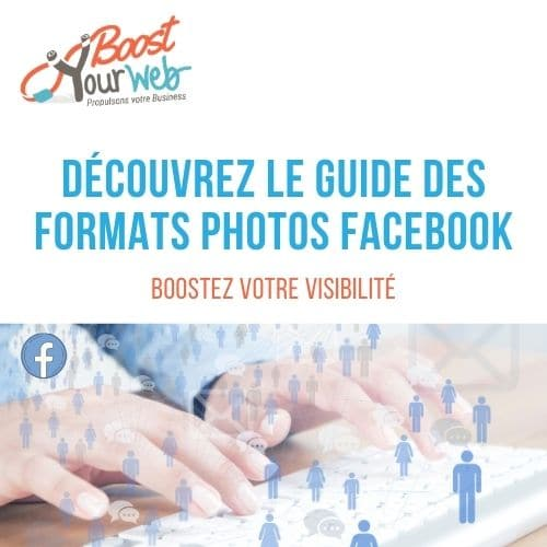 Guide Taille image Facebook