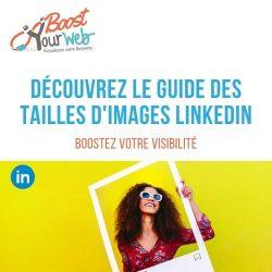 Guide : les formats d'images sur LinkedIn