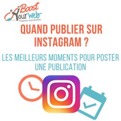 Quand publier sur Instagram: les meilleurs moments pour poster sur Instagram en 2021 !