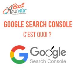 Qu'est-ce que la Google Search Console ?