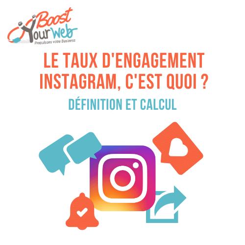 calcul taux engagement instagram