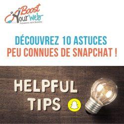 10 astuces et fonctionnalités à connaître sur Snapchat