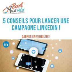 5 astuces pour créer une campagne LinkedIn