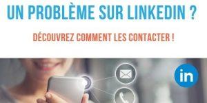 Contacter LinkedIn