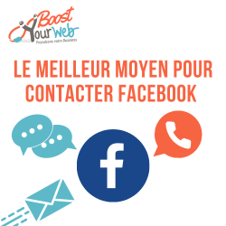 Comment contacter le support Facebook ?