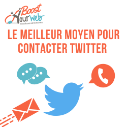 Comment contacter le support Twitter ?