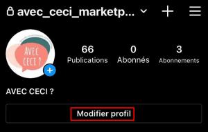 créer compte professionnel instagram