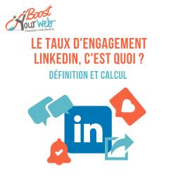 Qu'est-ce-que le Taux d'Engagement LinkedIn, et comment le calculer ?