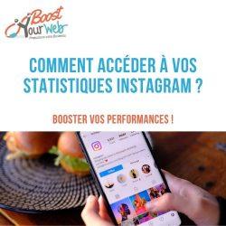 Comment accéder aux statistiques Instagram ?