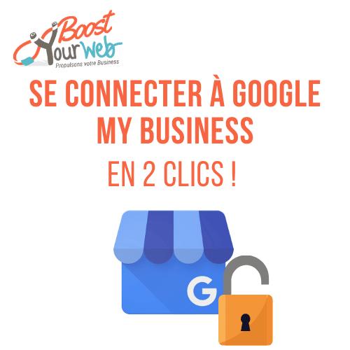 compte Google My Business Connexion