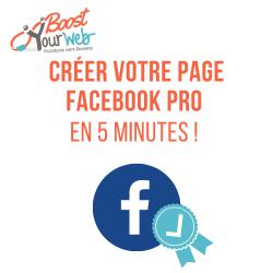 Comment créer une page Facebook Pro ? 6 étapes simples !
