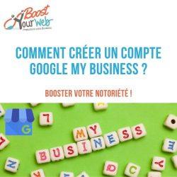 Comment créer un compte Google My Business ?