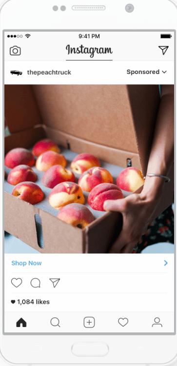vendre sur Instagram grâce à la publicité Instagram Ads