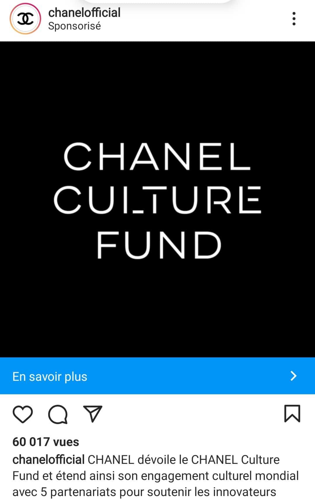 Vendre sur Instagram publicité