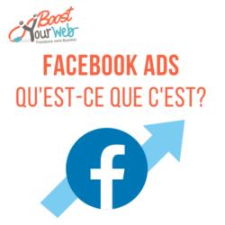 Qu'est-ce que Facebook Ads ? Définition Facebook Ads !