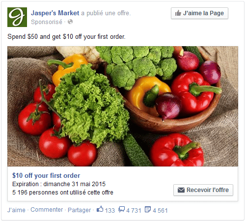formats visuel facebook ad