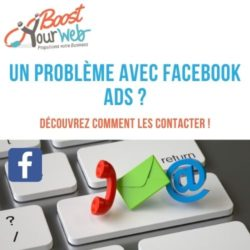 Comment contacter Facebook business ?