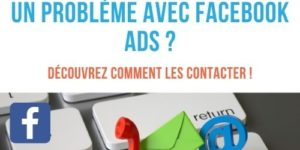contacter facebook ads