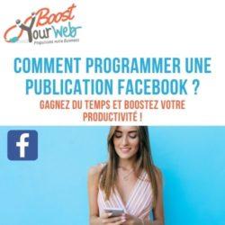 Comment programmer une publication Facebook ?