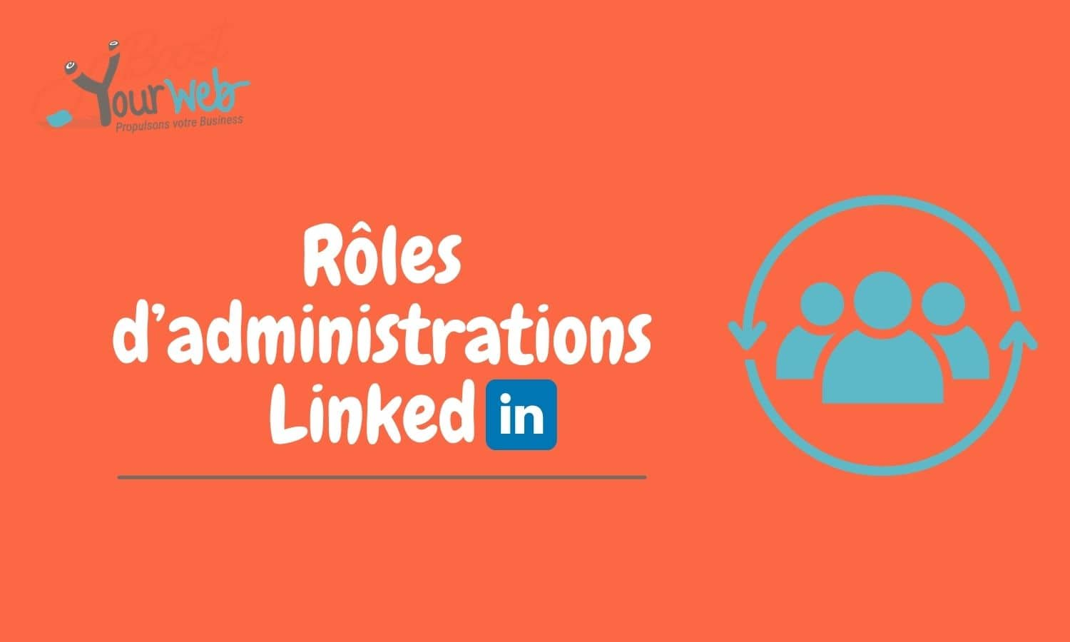 administrateur page LinkedIn