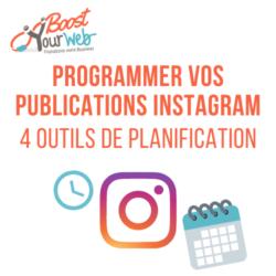 Programmer Publication Instagram : outils pour programmer vos publications Instagram