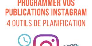 outils de planification instagram