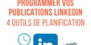 outils de planification linkedin