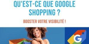 qu'est ce que Google Shopping