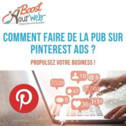 Comment faire de la publicité sur Pinterest Ads ?