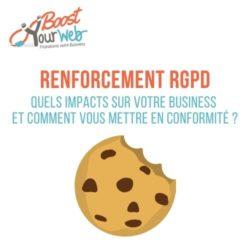 Renforcement du RGPD : Quels impacts sur votre business et comment vous mettre en conformité ?