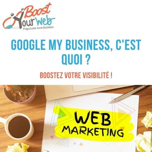 Google My business c'est quoi