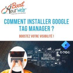 Comment configurer et installer Google Tag Manager ?