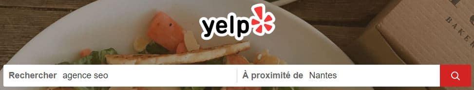 Utilisez l'annuaire en ligne Yelp pour référencer votre entreprise